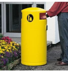Litter Bins, Waste Management & Storage Equipment