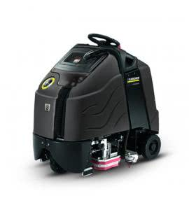 Karcher Step-On Scrubber Driers