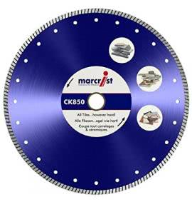Diamond Discs - Tile Cutting