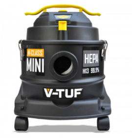 V-TUF Industrial Vacuum Cleaners & Dust Extractors