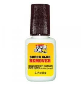 Super Glue Removers