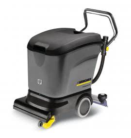 Karcher Walk Behind Scrubber Driers