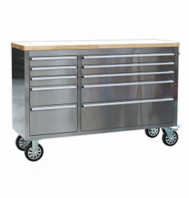 Mobile Tool Cabinets & Workshop Trolley