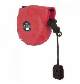 Retractable Cable Reels & 110V Accessories