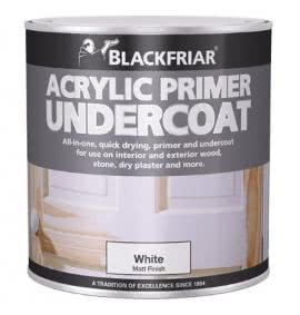 Primer / Undercoat Paints & Sprays