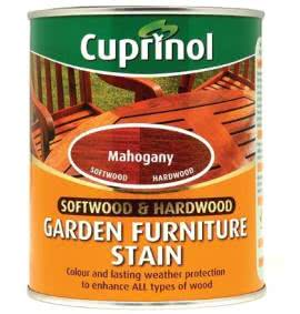 Garden Furniture Treatment