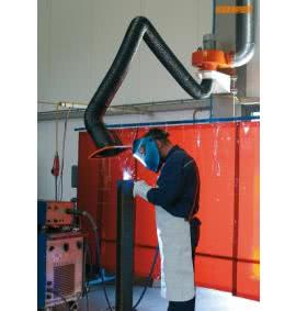 Kemper Exhaust Arms and Cranes