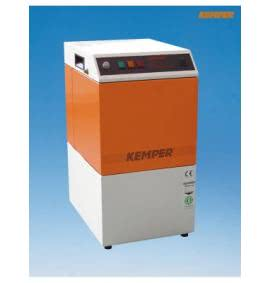 Kemper Extraction units for the electronic industry