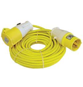 110 Volt Trailing / Extension Leads