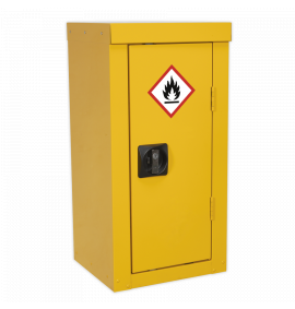 Hazardous Substance Cabinets & Can Crusher