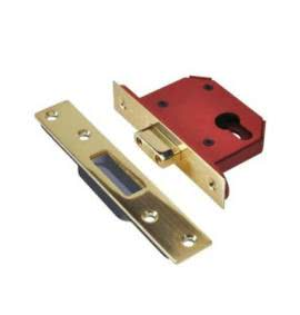 Mortice Deadlocks - Euro Cylinder