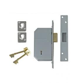 Mortice Deadlocks 5 Lever
