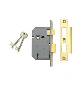 Mortice Sashlocks - 3 Lever