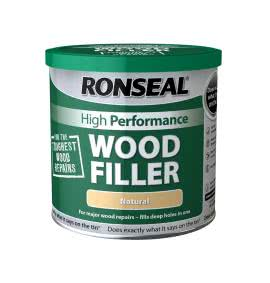 Wood Filler High Performance