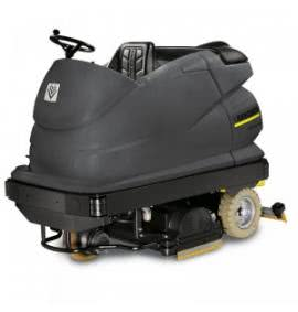 Karcher Ride-On Scrubber Driers