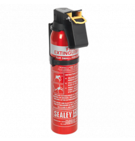 Fire Extinguishers & Fire Blanket