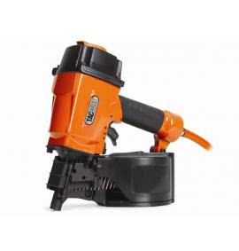Coiler Roofing Nailer & Nails