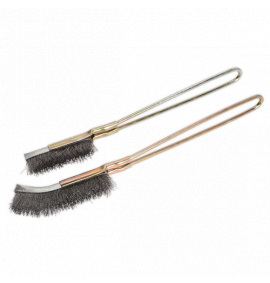 Wire Brushes, Tweezers & Files
