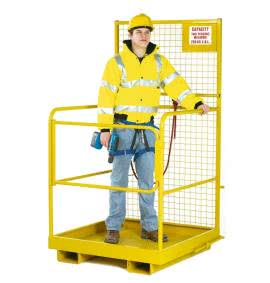 Fork Lift Cages & Equipment
