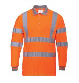 Portwest Hi Visibility Polo Shirts