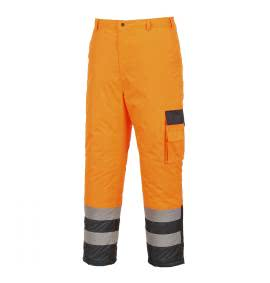 Portwest Hi Visibility Rail Trousers