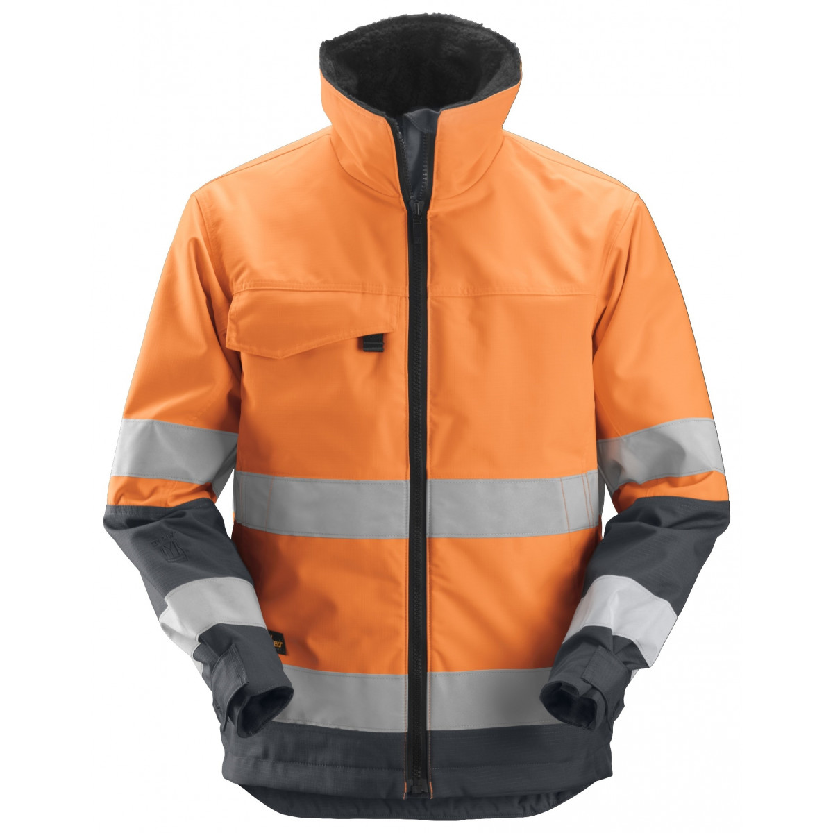 03f6dd7b1306 Snickers 1138 Core Hi-Vis Insulated Jacket CL3