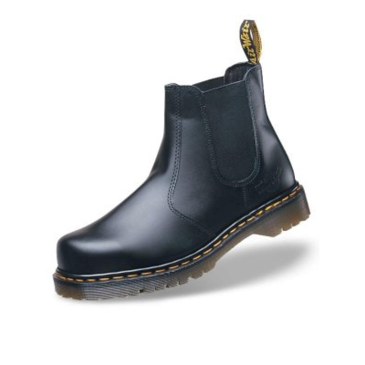dbe79456cc9 Dr Martens Black Icon Safety Boot