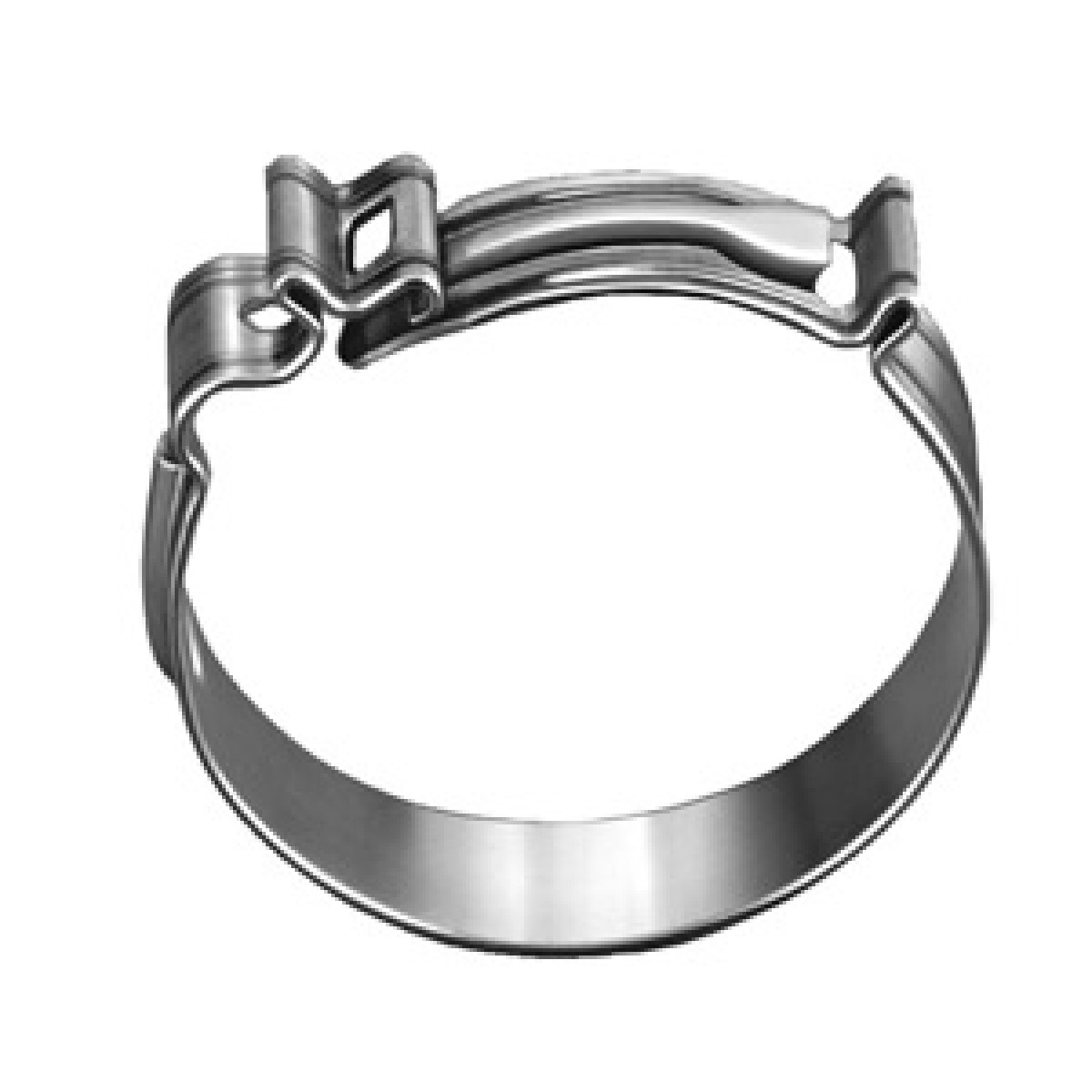 Norma Cobra One Piece Hose Clamps Stainless Steel W4