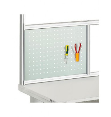 Packing Station Perforated Panel