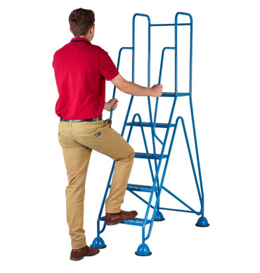 GS Approved Fort Easy Glide Mobile Step