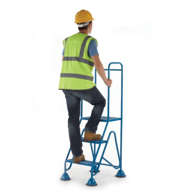 Fort Mobile Step with/without Handrail