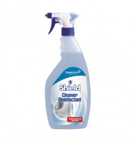 Shield Cleaner Disinfectant 750ml - Case Of 6