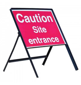 Stanchion Signs