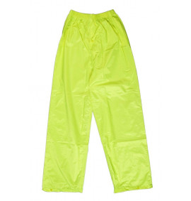 Warrior Yellow Polyester/PVC Trousers