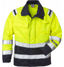 Fristads Flamestat High Vis Jacket Woman CL 3 4275 ATHS