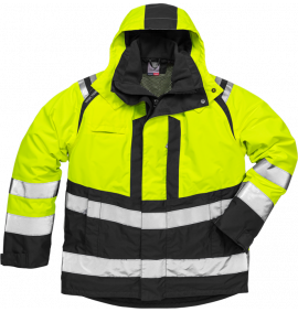 Fristads High Vis Airtech Shell Jacket