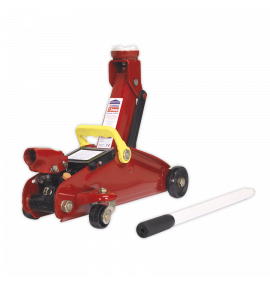 Trolley Jack 1.5tonne Short Chassis