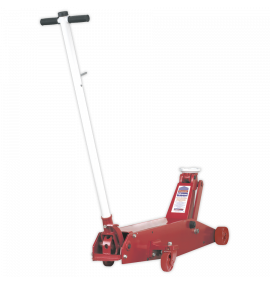 Trolley Jack 10tonne Long Reach