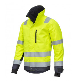 Snickers 1130 Allround Work High-Vis 37.5® Insulated Jacket CL3