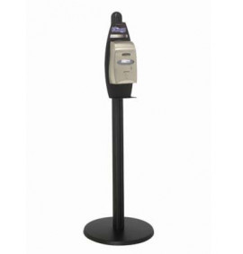 11430 Metal Stand for Electronic Skin Care Dispenser