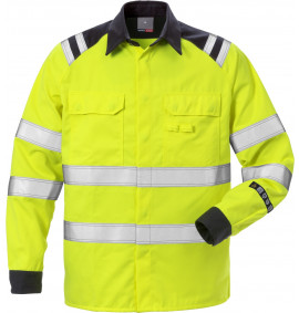 Fristads Flamestat High Vis Shirt CL 3 7050 ATS