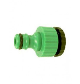 "1/2"" - 3/4"" BSP Threaded Tap Connector"