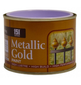 180ml Metallic Gold Paint (DGN)