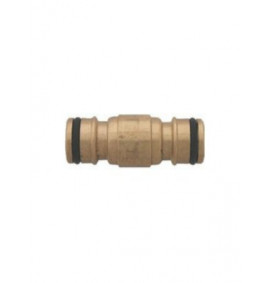 "1/2"" BSP Brass Double Male Connector"