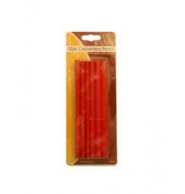 12 Piece Carpenters Pencils