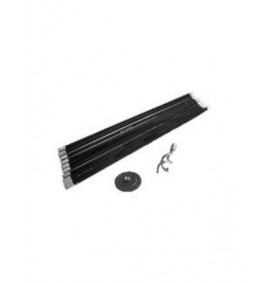 12 Piece Drain Rod Sets