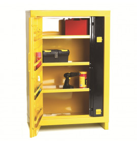 Extra Heavy Duty, High Security Storage Cabinets