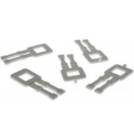 12mm Plastic Buckles - PB12