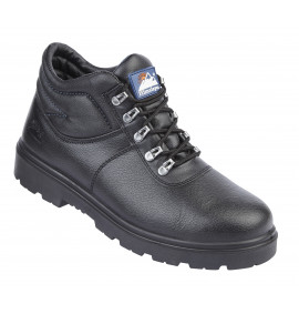 Himalayan Leather Safety Boot