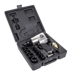 "1/2"" 17pc Air Impact Wrench Kit"